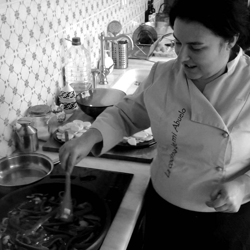 Nacho Crespo & Rocío Garrido - Cocinando en el Salnés