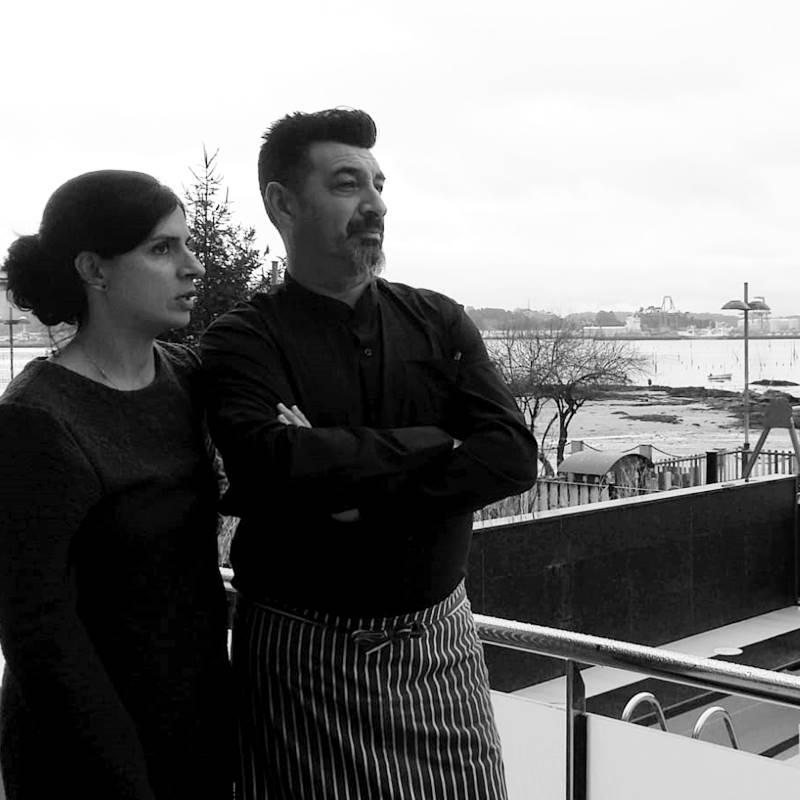 Sandra Lede & Rafa Baya - Hotel Carril & Restaurante Plácido